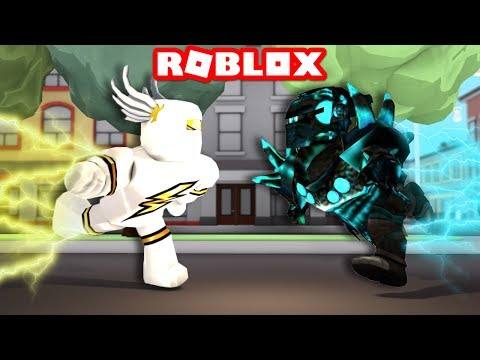 GODSPEED VS SAVITAR IN ROBLOX! (Roblox The Flash)