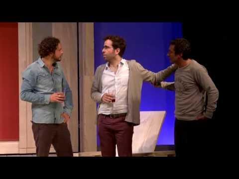 """Bande  annonce du spectacle """"Addition"""" au théâtre de la Gaîté Montparnasse à Paris"""