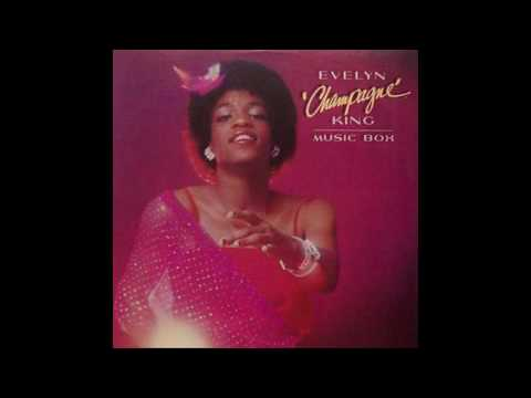 "Evelyn ""Champagne"" King - No Time For Fooling Around"