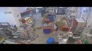 Нападение в магазине Красноярска