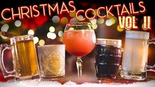 🎄🥃🍸🍹Xmas season drinks!!! Para sorprender en las posadas, aqui les dejamos un lista de bebidas n