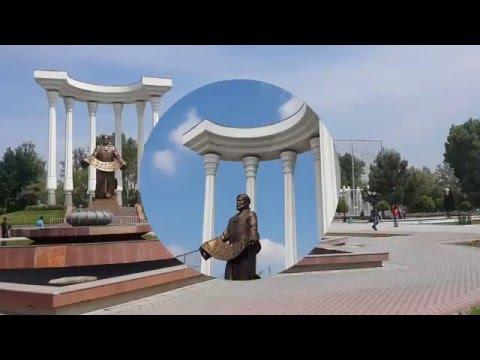 Узбекистан. Фергана. ч.1 - реки, парки и фонтаны