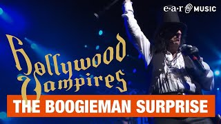 Hollywood Vampires The Boogieman Surprise