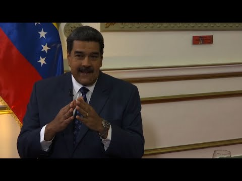 Venezuelan President Nicolas Maduro revealed in an AP interview that his government was in secret talks with the Trump administration and predicted he would survive an unprecedented global campaign to force his resignation. (Feb. 15)