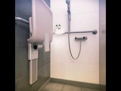Duschsitz klappbar Test