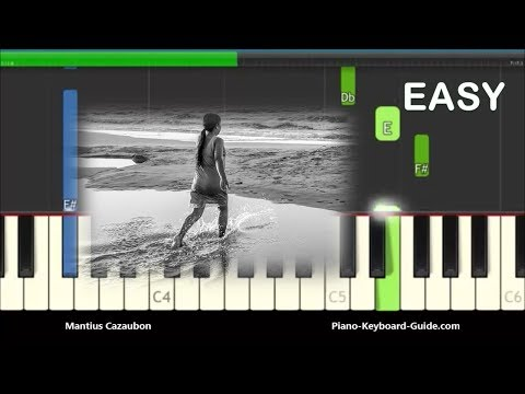 Billie Eilish When I Was Older (Inspired By The Film, Roma) Easy Piano Tutorial - Piano Keyboard Guide