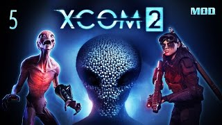 Atak na tajna baze - XCOM2 MODY