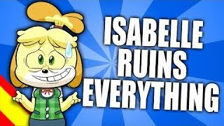 Isabelle  - (Animal Crossing) - Isabelle Ruins Everything (Spanish Fandub)
