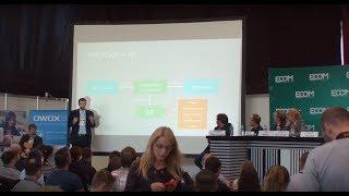 Приложение Scantukan на конкурсе инновационных проектов ECOM.Future 2017