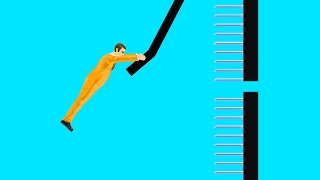 CAN YOU BEAT THIS IMPOSSIBLE ROPE SWING? (Happy Wheels #71)