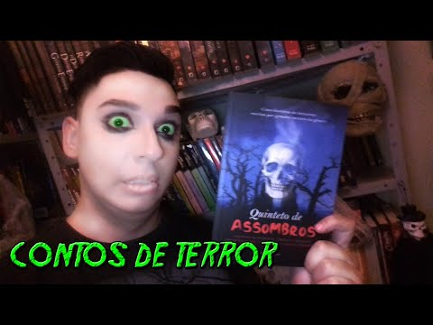 5 DICAS DE CONTOS DE TERROR GÓTICO CLÁSSICO: QUINTETO DE ASSOMBROS | Mês do Halloween #1 - ANO 8