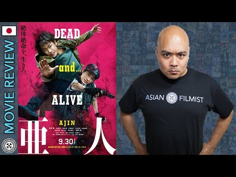 Ajin: Demi-Human (Live Action) – Movie Review