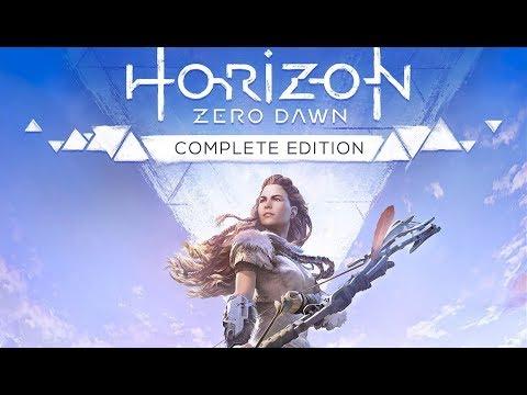Gameplay de Horizon Zero Dawn Complete Edition
