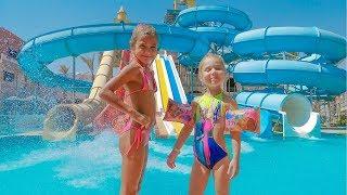 Mirage Bay Resort & Aquapark Lilly Land ЕГИПЕТ ХУРГАДА Обзор отеля в Хургаде