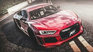 Audi r8 v10 ABT Add-on