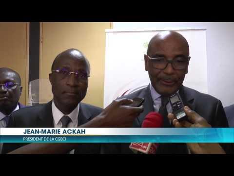 Rencontre de concertation etat secteur privé juillet 2017