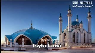 Subhanallah Adem Banget || Isyfa Lana - Versi Sholawat