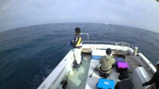 鰤爆釣ELECTRIC JIGGING(電動ジギング)用ロッド、ジグのテスト釣行記録ノーカット版