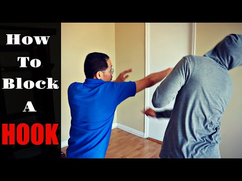 🔴 How To Block A Hook Punch In Wing Chun