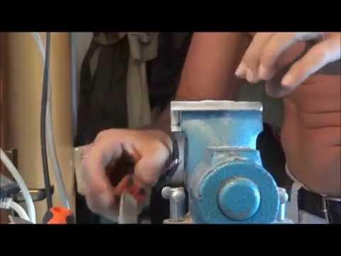 coltelli artigianali cervinus knives handmade - come fare un coltello artigianale