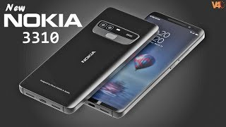 New Nokia 3310 Concept 5G - Nokia 3310 (2018) First Look, Features, Introduction