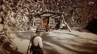 Red Dead Redemption 2 9 серия Погоня за стрелками