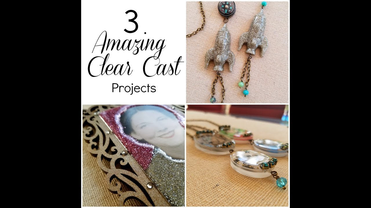 3 Resin Projects using ACP
