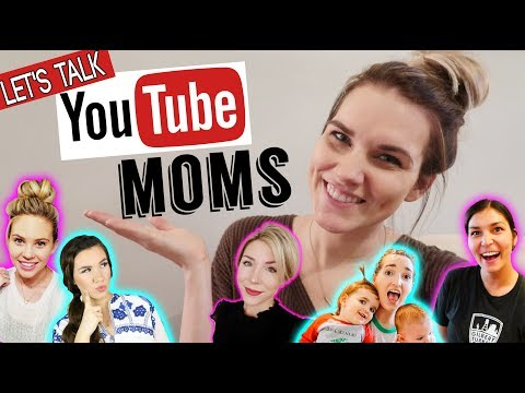Let's Talk YouTube Moms | the best Mommy Vloggers to watch & why