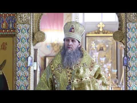 Митрополит Даниил: Когда мы обращаемся к святым, они открывают нам двери помощи Божией