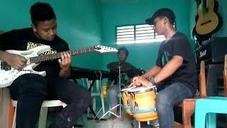 Gambar cover Payung hitam cover melody, kendang, tamborin