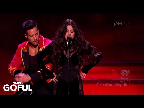 Selena Gomez - Good For You (Live iHeartRadio Jingle Ball 2015)