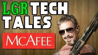 LGR Tech Tales   McAfee's Wild Ride