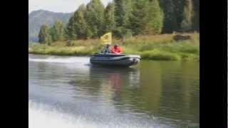 Лодка ПВХ Фрегат M-430 FM Light JET от компании Интернет-магазин «Vlodke» - видео