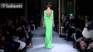 Georges Hobeika Couture Spring/Summer 2013 | Paris Couture Fashion Week | FashionTV