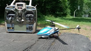 WLtoys V977 - Brushless RC Helikopter von Cafago.com // Testbericht & Testflug