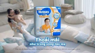 Tã quần HUGGIES® Dry mới