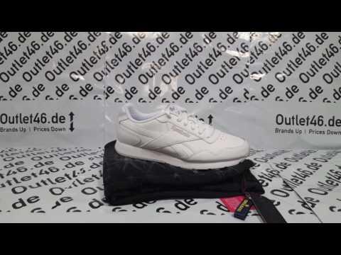 Reebok Classics Royal Glide Schuhe Sneaker DEUTSCH Haul | On Feet | Overview | Review | Outlet46.de