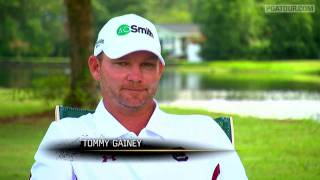 Tommy Two Gloves Gainey: Why Two Gloves?