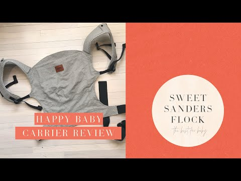 Tell Me the Truth: Happy Baby Carrier Review