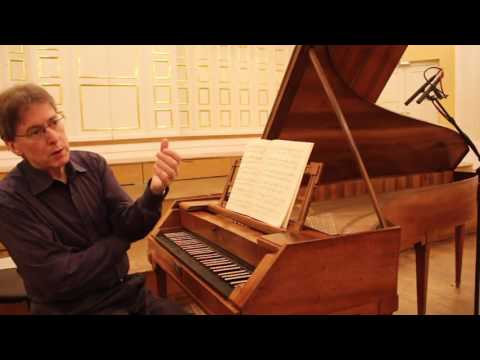 Incredible - Playing Mozart on Mozart's Own Piano