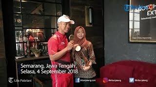 Hening Paradigma, Atlet Asal Semarang Peraih Emas Cabor Paralayang di Asian Games