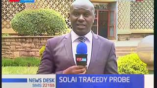 Senate Ad hoc committee on the Solai dam tragedy wants Nakuru County Commissioners fired
