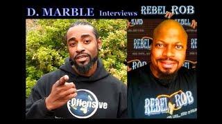 Interview w/ Rebel Rob TV #LunchtimeLivestream (Pt2)