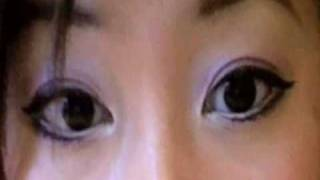 Ayumi Hamasaki - Императрица J-pop, Макияж как у Аюми