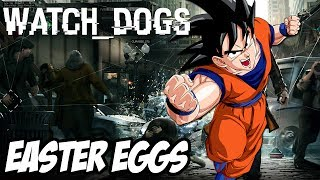 Watch Dogs - Dragonball Z, Crepúsculo e Memes de internet EASTER EGG