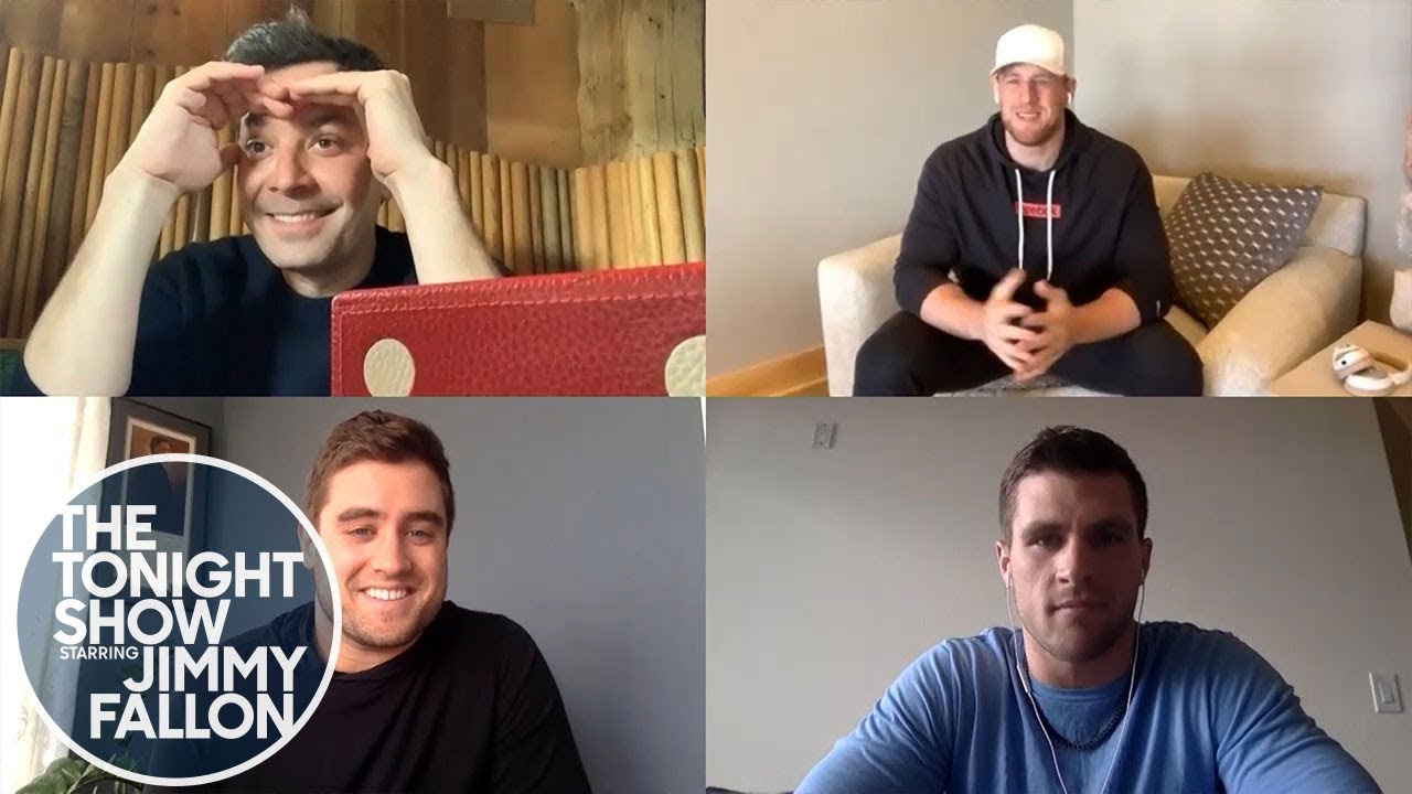 Know Your Bro with J.J., Derek and T.J. Watt thumbnail