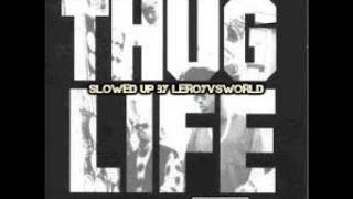 under pressure - 2pac - slowed up by leroyvsworld