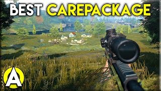 THE BEST CAREPACKAGE - PLAYERUNKNOWN