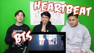 BTS   HEARTBEAT REACTION (FUNNY FANBOYS)