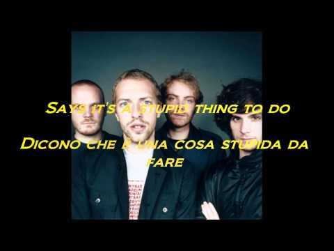 Coldplay - I Ran Away (testo e traduzione)